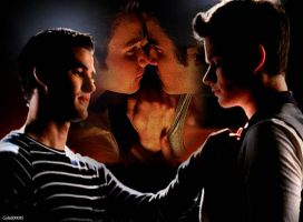 Klaine - The First Time by Gala000085