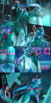 Like Clockwork Part 2 - Digitally Accurate  p4 by ibenz009