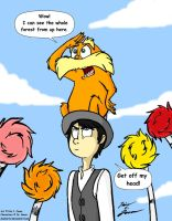 Annoying Lorax by Slasher12
