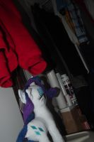 Rarity is Disappointed with my Closet by Dynasty-Dawn