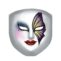 Venice Carnival Mask Skin by CourtHouse