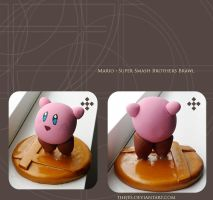 Kirby SSBB by thejes