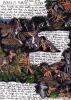 Jungle Book - Mowgli's Romantic History by Khialat