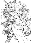 Maeko Uncolored (2012) by LaNora-84