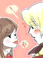klavier and ema by colourpastel