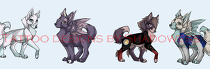 My Ovipets Tattoos by shadowjess