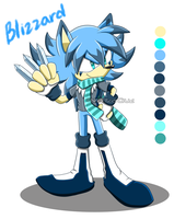 Blizzard by Shannohn