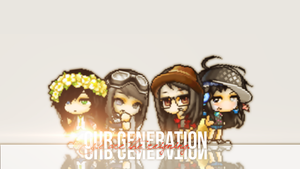 Generation||We Shall Reign by CR0wds