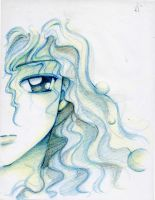 snow queen on crayons by silvercross00