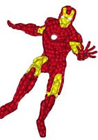 SH4D0VVKN1GHT Ironman color by Cupercrusader