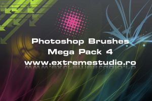Photoshop Brushes Mega Pack 4 by eds-danny