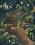 Gryphon by Drkav