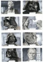 Star Wars Illustrated: A New Hope 6 by prmedia