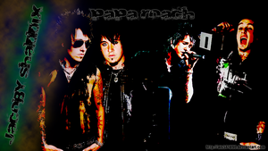 Papa Roach Jacoby Shaddix WP by ais541890