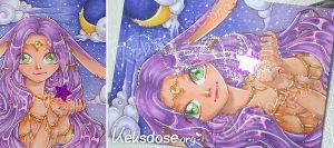 ACEO 037 - Princess Tho by yumkeks