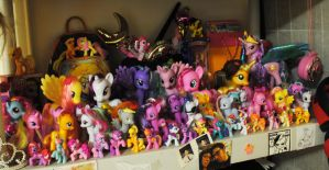 Current MLP Collection by SynestheticSoul
