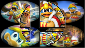 Ready to Smash: King Dedede by Kirby-Kid