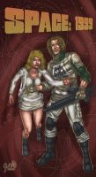 Space: 1999 Redux by JosFouts