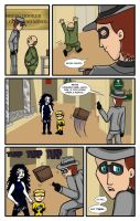 Villainy 1: Page 13 by excelcomics