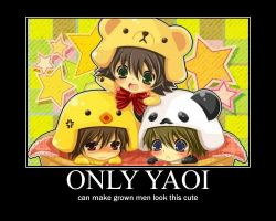 Only Yaoi... by CanadaisMINE