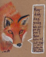What does the Fox says? by Sarel