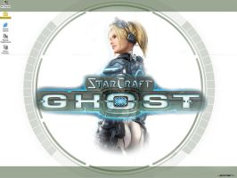 Starcraft Ghost by Siren2k4
