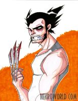 Wolverine by nekroworld-AgL