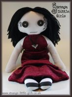 Gothic Doll - Suri by Strange-Little-Girls