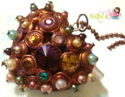 Vintage Industrial Heart by colourful-blossom