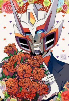 LL: Drift and roses by c0ralus
