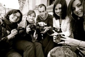 Geeks at Paris' Devmeet by dantordjman