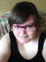 New Hair And New Glasses by LaTigressa1