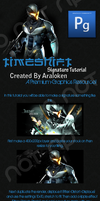 Timeshift Signature Tutorial by araloken