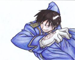 Roy Mustang by RedVinesareHappiness