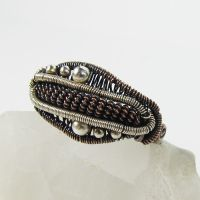 Mixed Metals Ring by sylva