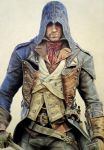 Arno Dorian - Assassin's Creed Unity by Daviddiaspr