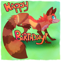 ~Late Snuffle Burfdai~ by Sekaryu