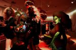 Harley and Ivy go Shopping by svelimirovic96