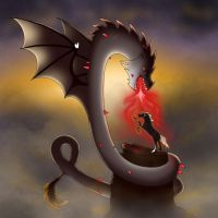 Heart of the Dragon by Owlvis