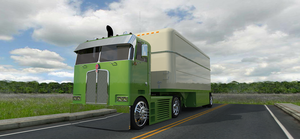 Custom Kenworth Cabover (COE) by ltla9000311