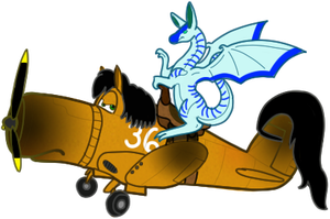 Giddy-Up Rush!  A Halloween Short Story by FizzGryphon