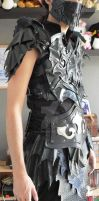 Druchii male leather armor (done) 2 by Deakath