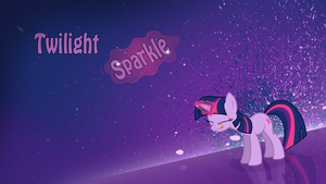 How to spell your name the Twilight Sparkle way? by P3r0