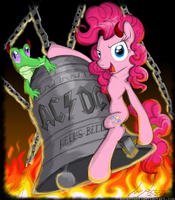 Hell's Bell by FlutterThrash