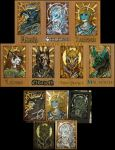 Byzantine Badges 2014 by kittiara