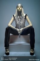 Androgyny II by hzreh