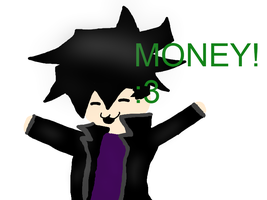 MONEY! :D by YugiohFanatic789