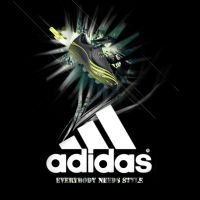I love Adidas by pullzar