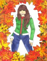 Fall time by VanessaStrayBlood