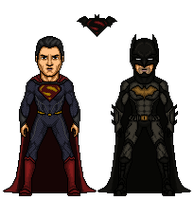 Worlds Finest by Melciah1791